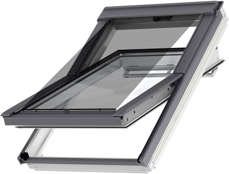 VELUX VELUX VELUX Original Hitzeschutz-Markise außen Dachfenster, C02, C04, C06, CK02, CK04, CK06, Uni Schwarz B0018MBCX8 f3ed5c