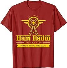 Ham Radio Operator Shirt   Cute Amateur Administrator Gift