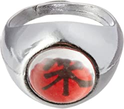 Collier Bague Ring Naruto Shippuden Pain Akatsuki