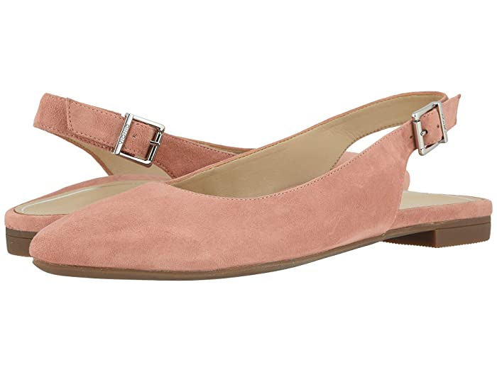 VIONIC  Jade (Dusty Pink Suede) Womens Shoes