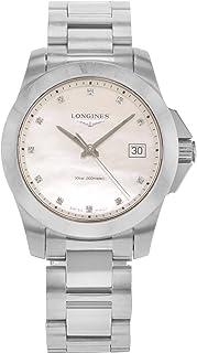 Longines Conquest Quartz Male Watch L3.377.4.87.6 (Certified Pre-Owned)