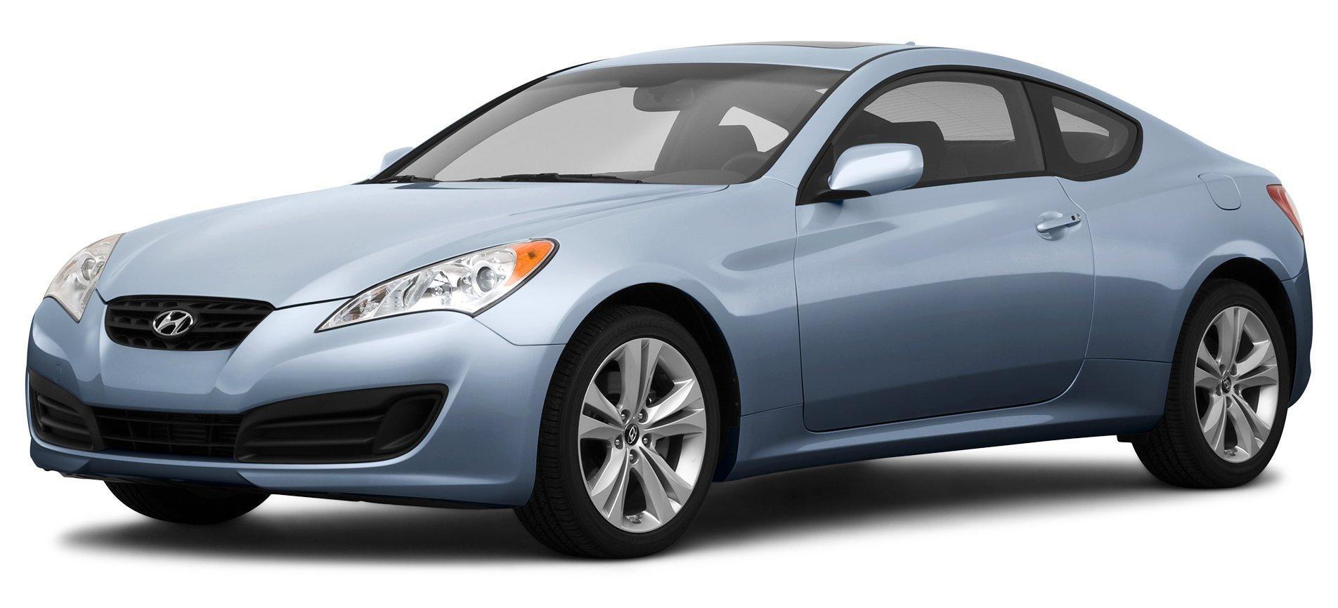 2010 Hyundai Genesis Coupe, 2-Door 2.0T Automatic Transmission ...