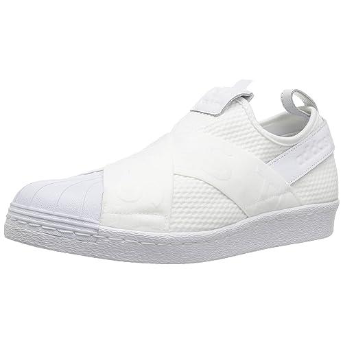 online store 79ef6 7b1e6 adidas Originals Women s Superstar Slipon W Sneaker Running Shoe