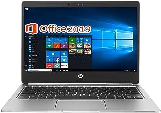 HP ノートPC Folio G1/wajun(ワジュン)PCバッグ付/12.5型フルHD/タッチパネル/MS Office 2019/Win 10/Core M5-6Y54/Webカメラ/Type-C/WIFI/8GB/128GB SSD/バ...