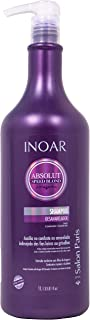 INOAR PROFESSIONAL - Speed Blond Shampoo - Anti-Yellowing Treatment For Bleached, Blond, Brassy & Gray Hair Types (33.8 Ou...