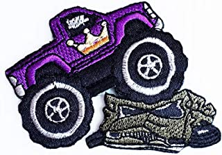 Best monster truck patches Reviews