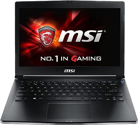 MSI GS30-2MDC16SR5 33 8 cm 13 3 Zoll Laptop Intel Core-i7 4870 3 5GHz 16GB RAM 512GB SSD Win 8 1 schwarz Schätzpreis : 556,40 €