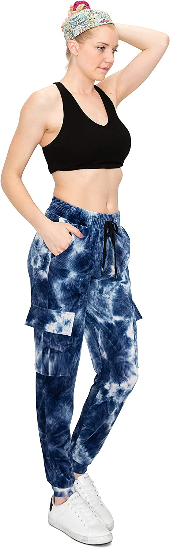 ALWAYS Women Jogger Sweatpants - Premium Soft Stretch Lightweight Drawstrings Pants with Pork Chop Pockets