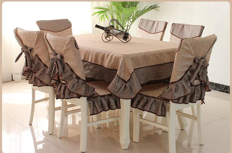 Tabelle Bubu Kunst, Ess-Sets, Kaffee Tischtuch, Tischtuch Polsterbez¨¹ge Anzug,130180CM B06XF1DWFL Stabile Qualität   | Outlet Store Online
