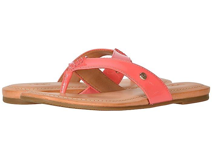 UGG  Tuolumne (Pop Coral) Womens Shoes