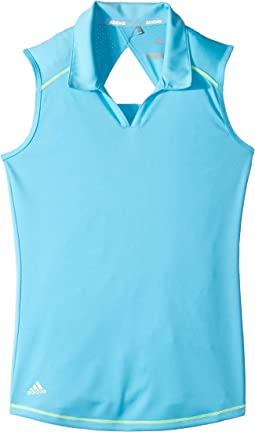Fashion Sleeveless Polo (Big Kids)
