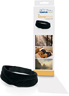 Tempur Pedic The Sleep Mask, One Size, Navy