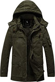 L'monte Imported Army Green Jacket for Men