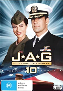 JAG: The Complete Tenth Season (DVD)