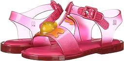 미니 멜리사 샌들 Mini Melissa Mini Mar Sandal II (Toddler/Little Kid),Pink