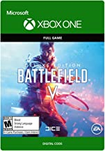Battlefield V Xbox One Download Code Only (NO CD/DVD)