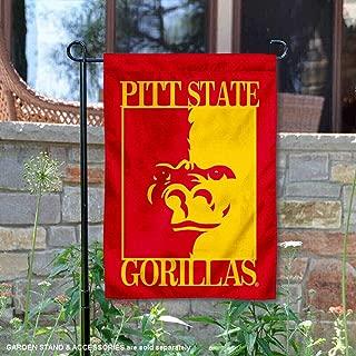 Pittsburg State University Garden Flag and Yard Banner
