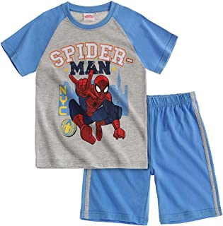 nero Spiderman Ragazzi Shorts da mare 2016 Collection