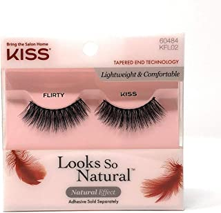 Kiss Looks So Natural Lashes Flirty (6 Pack)