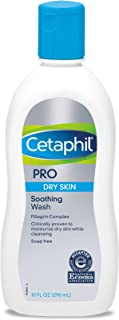 Cetaphil Pro Soothing Wash, 10 Ounce, (Pack of 3)