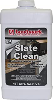 LUNDMARK WAX 3217F32-6 Floor Slate Clean, 32 oz