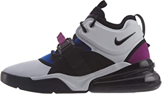 Nike Men's Air Force 270, White/Black-Lyon Blue