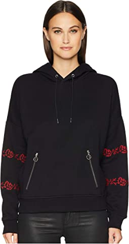 Embroidered Devonia Hoodie