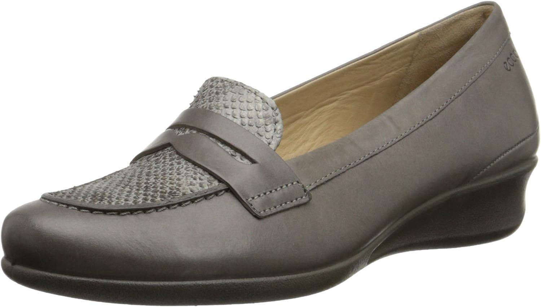 ECCO Footwear Womens Abelone Bit Slip-On Loafer