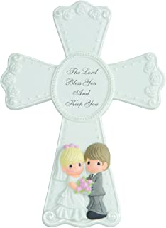 precious moments bride & groom