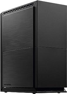 I-O DATA NAS 2ベイ 8TB RAID1 PC スマホ タブレット クラウド連携 ネットワークHDD 日本製 1年保証 簡易パッケージ HDL2-TA8/E
