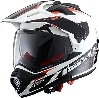 Astone Helmets tourer-advbrl Kopfhörer Tourer Adventure, Weiß/Schwarz, L