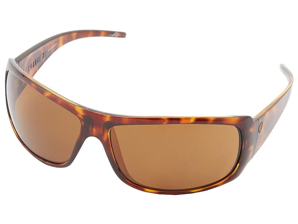 Electric Eyewear Charge XL Polarized (Tortoise Shell/M1 Bronze Polar) Sport Sunglasses