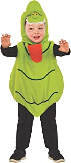 Unisex Baby Classic Ghostbusters EZ-On Slimer Romper Costume