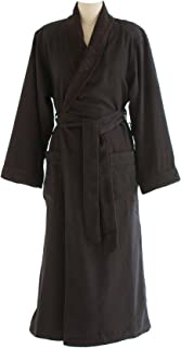 ae11673eb2d Chadsworth   Haig Ultimate Doeskin Microfiber Bathrobe Lined in Terry -  Luxury Spa Bathrobe For Women
