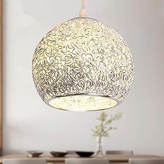 Led Pendant Lighting for Kitchen Island Aluminum Round Ball Shade Ceiling Light Bar Modern Globe Lamp Office Chandelier Si...