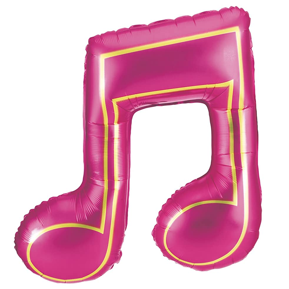 Pink Double Music Note - 40