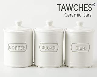 Best tea jar set Reviews
