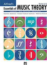 Alfred's Essentials of Music Theory, Complete (Lessons * Ear Training *..