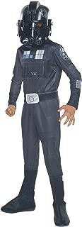 Rubie's Star Wars Rebels Tie Fighter Pilot Child Costume, Small