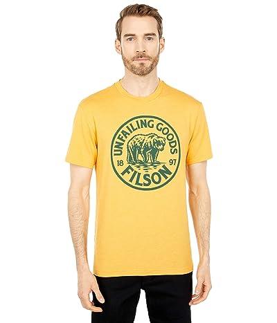Filson Buckshot T-Shirt (Rye (Grizzly)) Men