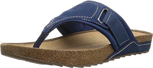 Easy Spirit Woherren Peony Sandal, Blau, 7 W US