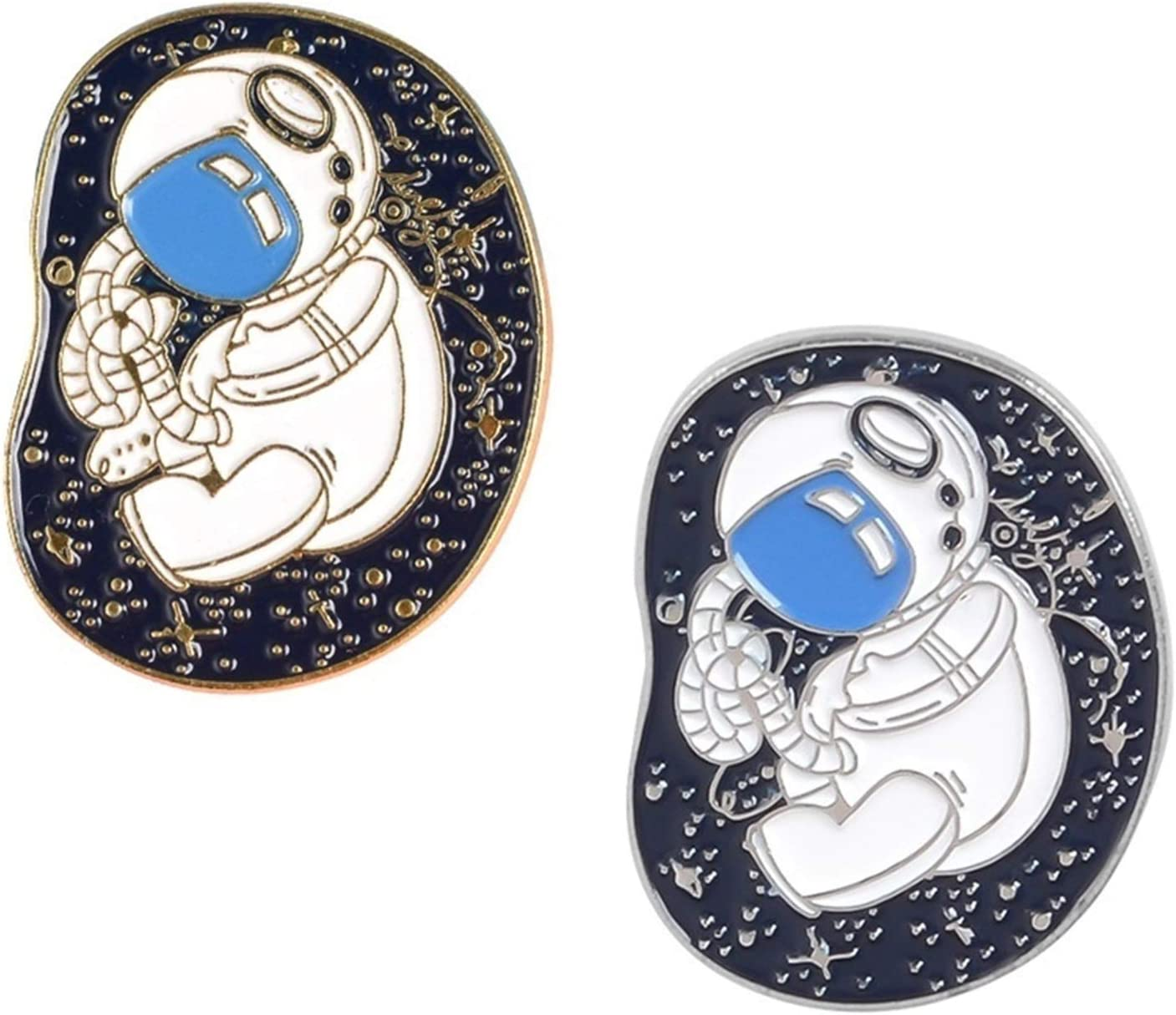 SGHA Space famous Travel Enamel Pin Edition Long Beach Mall Brooches Special Astronauts