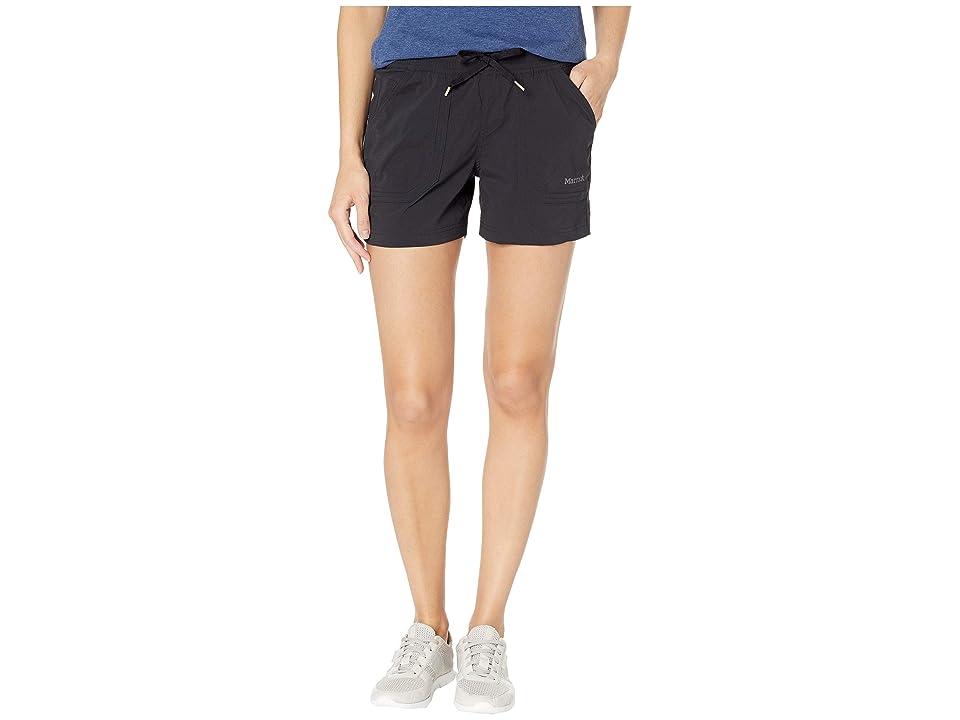 Marmot Adeline Shorts (Black) Women