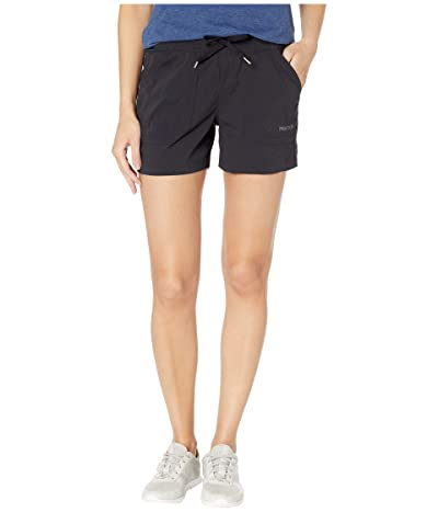Marmot Adeline Shorts (Black) Women