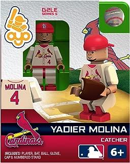 MLB Saint Louis Cardinals Yadier Molina OYO Figure