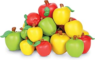 Learning Resources LER1023 Attribute Apples Set,Assorted,Assorted