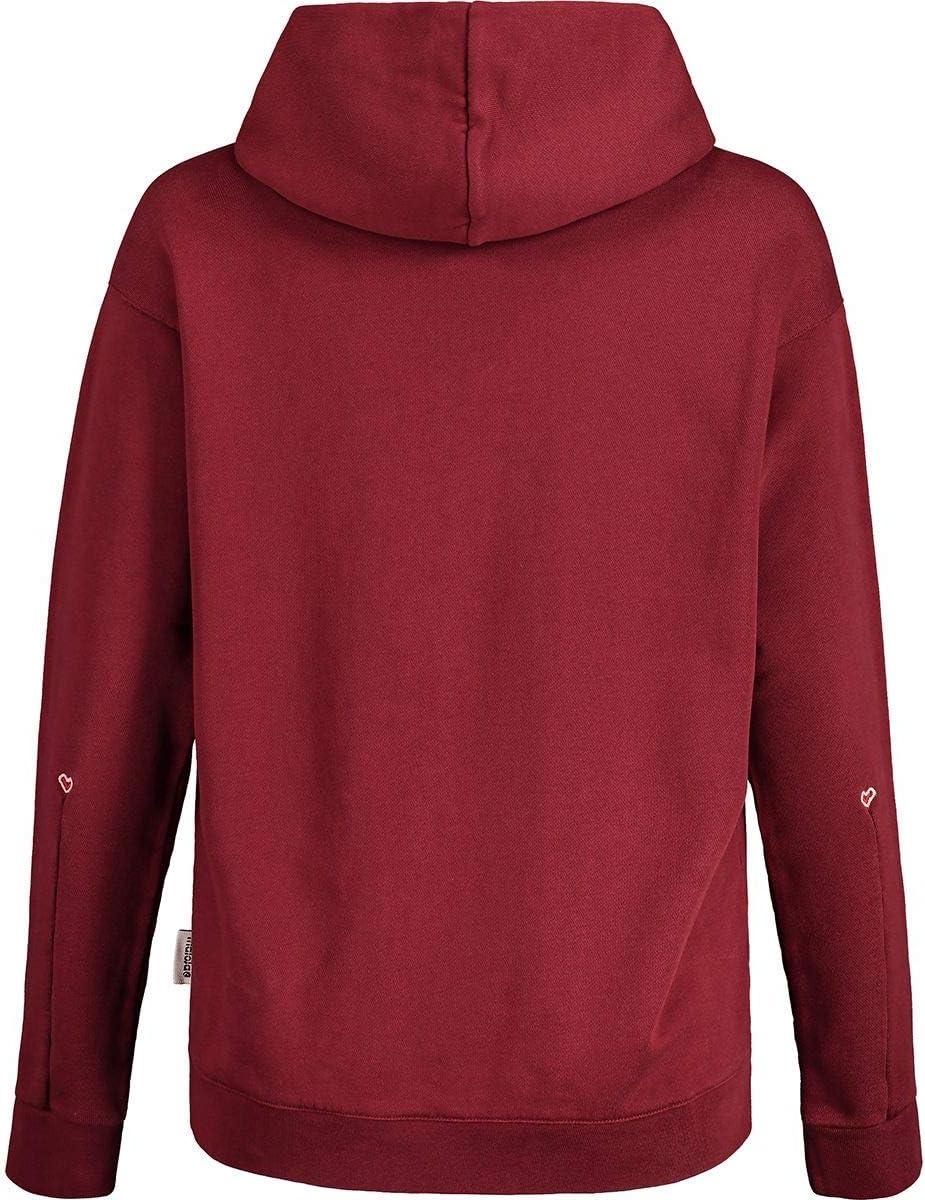 Maloja Massangm Sweats Femme Moine rouge