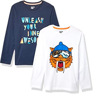 Spotted Zebra Boys' Long-Sleeve T-Shirts