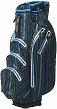 OUUL Python Waterproof Cart Bag 2017, Black/Blue/Light Blue