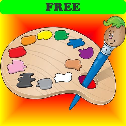 Libro da colorare per i bambini GRATIS